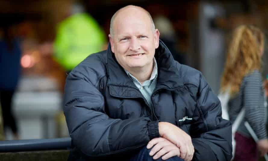 David Turner in Stockport