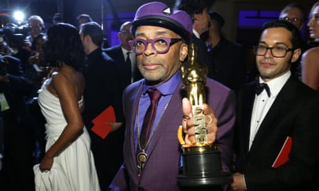 Spike Lee on Green Book's Oscar win: 'The ref made a bad call'