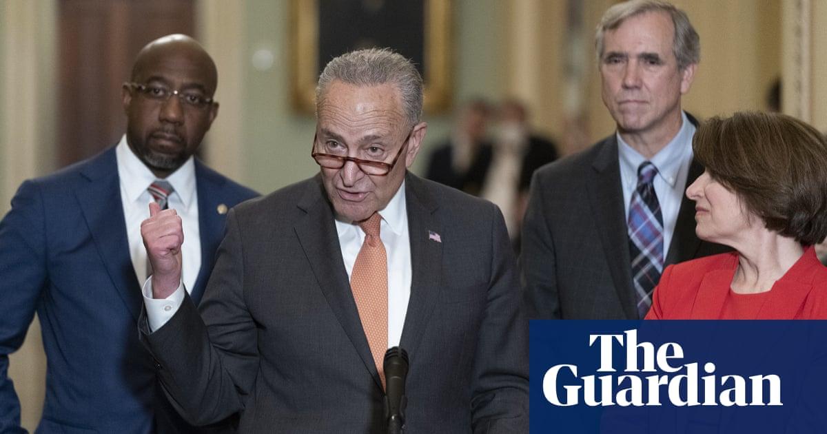 Landmark voting rights bill defeated in Senate despite Democratic unity