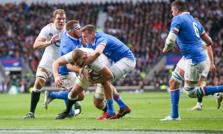 England's delayed Six Nations clash with Italy has been rearranged for the autumn.
