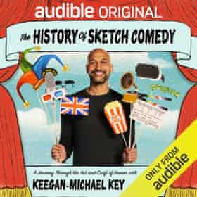 Audible Original The History of Sketch Comedy