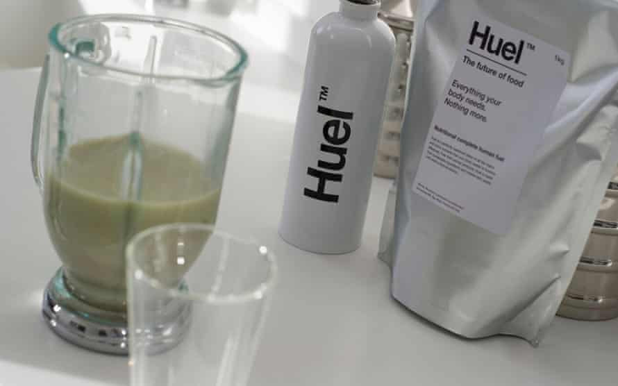Huel provides enough calories for under £6 a day.