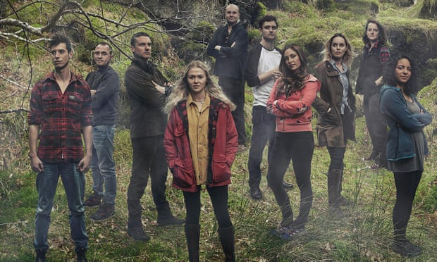 theguardian.com - Hannah Ellis-Petersen - TV show contestants spend year in wilderness - with no one watching