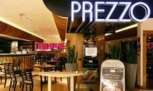 Prezzo's creditors will be asked to approve the firm's proposals.