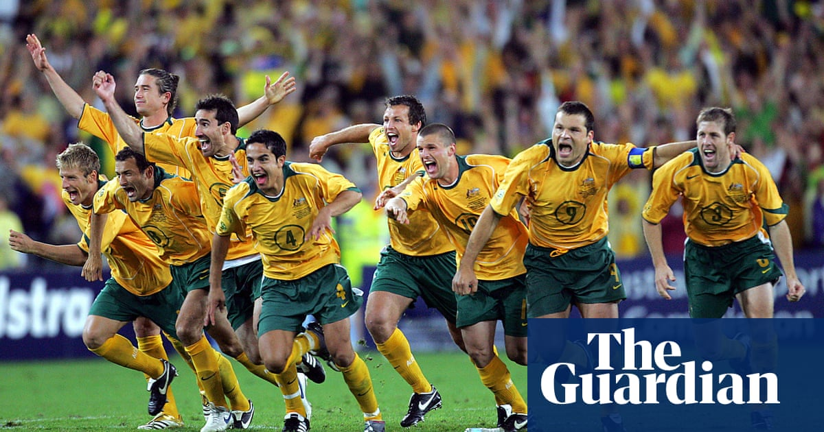 4bfef8b7826 Ten years since Australia v Uruguay  the story of the Socceroos  greatest  moment