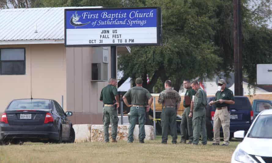 The investigation continues in the mass shooting at the First Baptist church in Sutherland Springs, Texas.