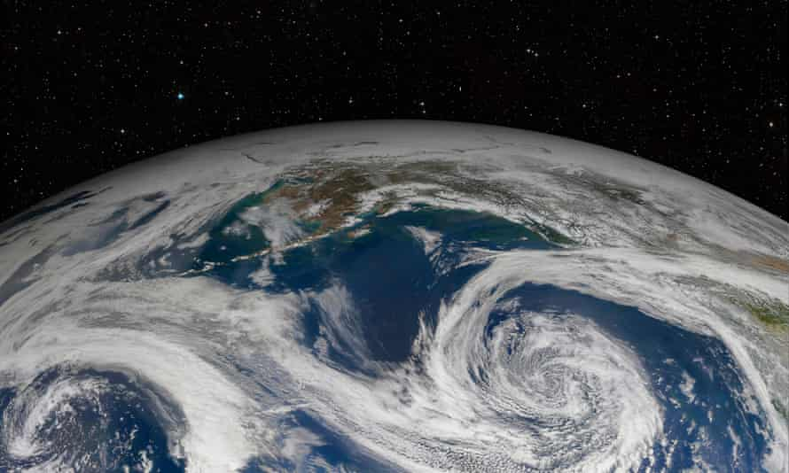 The thickness of the stratosphere has contracted by 400 metres since the 1980s, the researchers found.