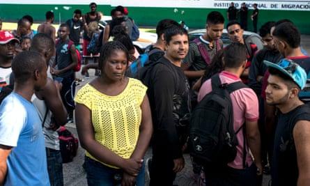 tapachula migrants