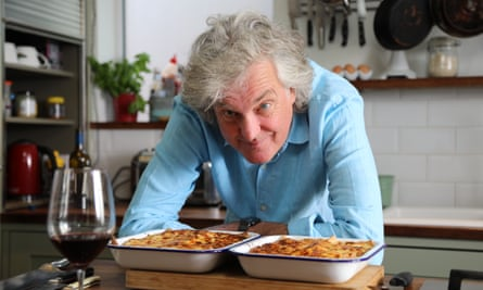 Would it be a kindness to tell him? ... James May in Amazon's Oh Cook