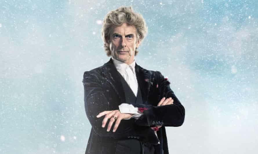 Peter Capaldi appeared as the Doctor for the final time on Christmas Day.