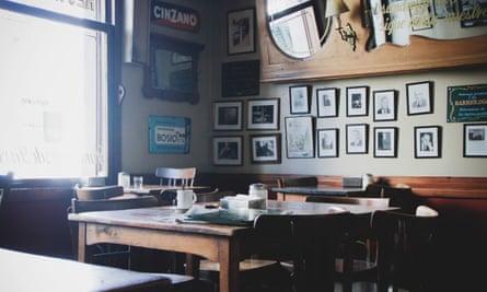 Café Margot, Buenos Aires, Argentina