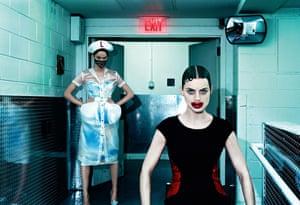 Steven Klein – Hospital Drama, New York, May 2008