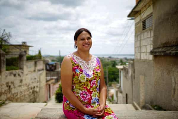 Alexya Salvador in Cuba, May 2017