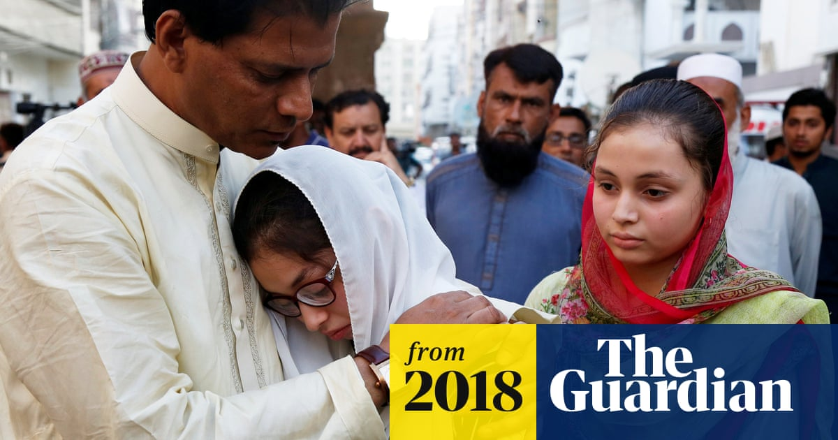 My heart drowns': anguish as Pakistani girl killed in Texas