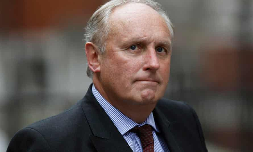 Paul Dacre has reshuffled top executives at the Daily Mail