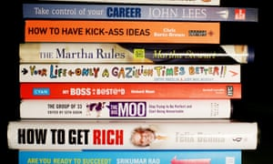 With so many choices, how do you decide which career advice books to read first?