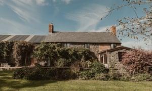 Cefn Farm Cottage, Wales.