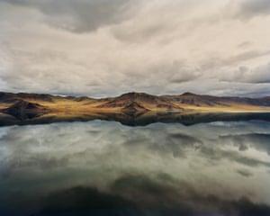 Tolbo Lake in Bayan-Ullgi