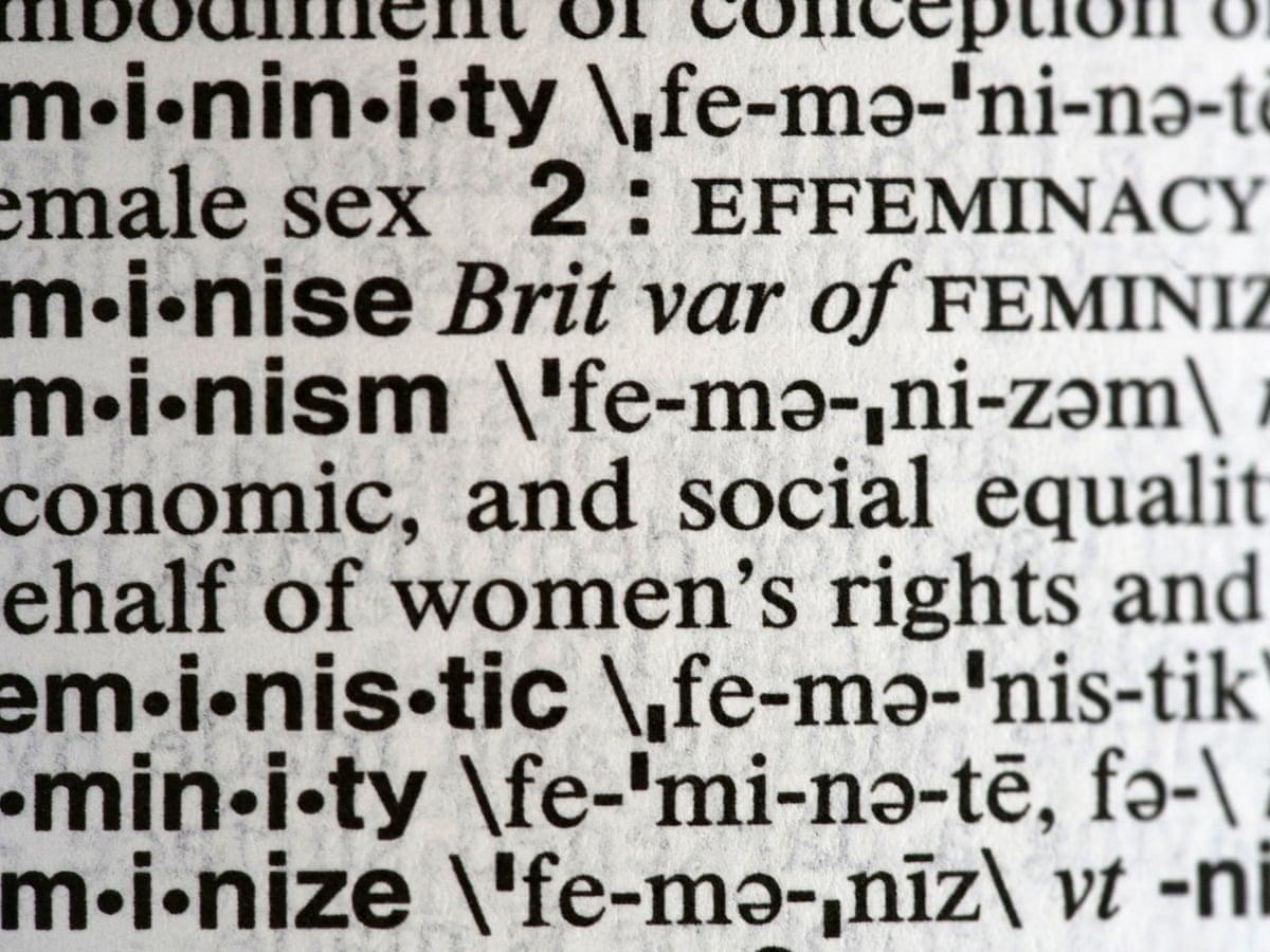 Thousands Demand Oxford Dictionaries Eliminate Sexist Definitions