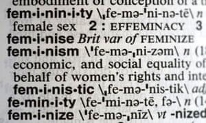 'Sensibilities regarding language are constantly changing' …