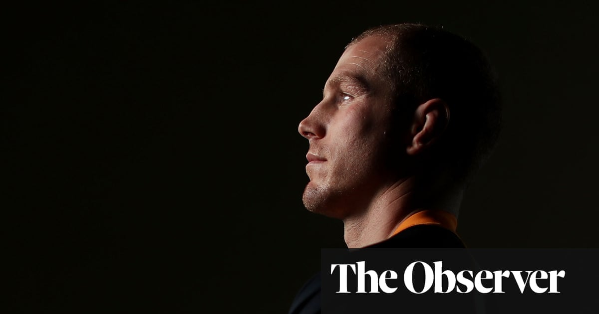 David Pocock: I've got a lot more comfortable just being a bit weird and different | Emma Kemp