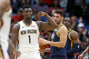 It's Zion Williamson and then everyone else for rookie of the year