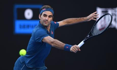 Roger Federer v Stefanos Tsitsipas: Australian Open 2019 – live!