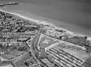 Butlin's holiday camp, Clacton-on-Sea, 1952