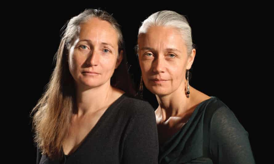 Kate, left, and Helen Storey.