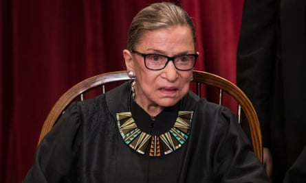 Ruth Bader Ginsburg, the oldest sitting judge at age 85, was appointed by Bill Clinton in 1993.