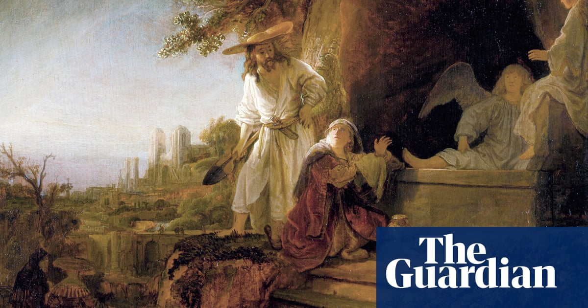 Police foil attempt to steal Rembrandt works from exhibition