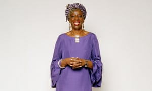 The Man Booker prize chair for 2017 – Baroness Young.