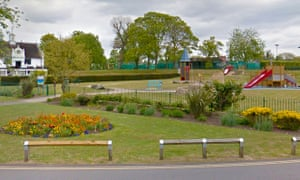 A 15-year-old boy was arrested in Slough on Sunday after another 15-year-old boy was fatally stabbed in a skate park.