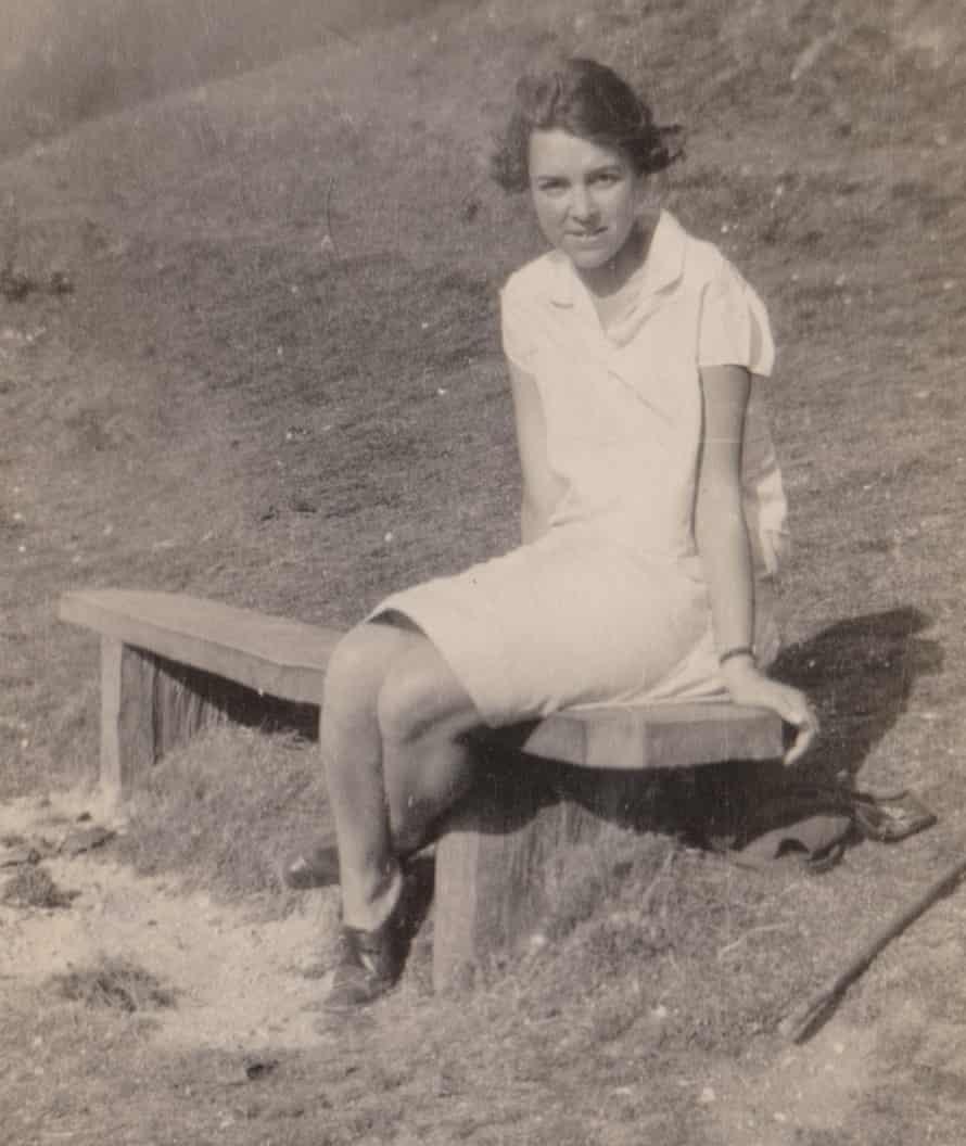 A novelist's eye … the young Doreen Bates.