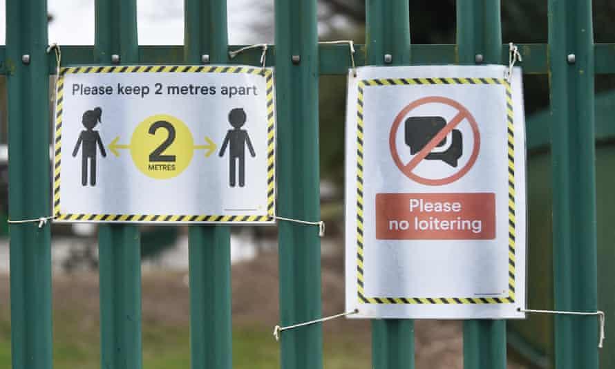 Locked Daven primary school