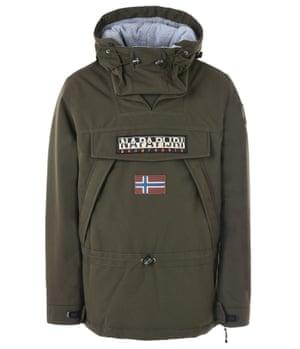 Skidoo, £395, napapijri.com