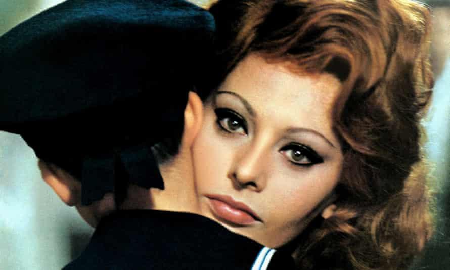 Sophia Loren in Marriage Italian Style: 'incredibly heartfelt.'