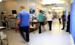 Hospital wards face acute staff shortages