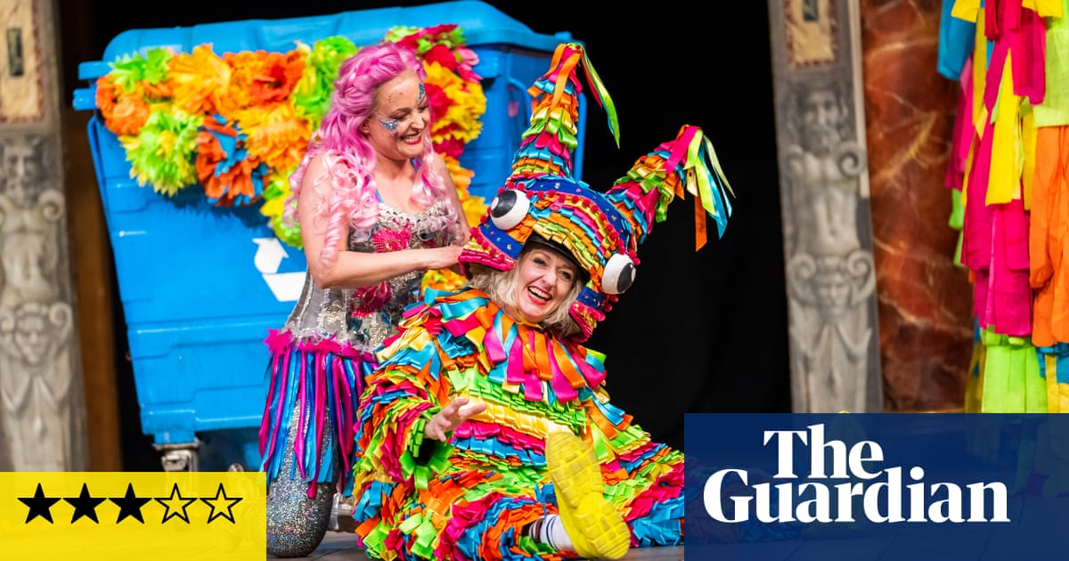 A Midsummer Night's Dream review – the Globe's giddy return