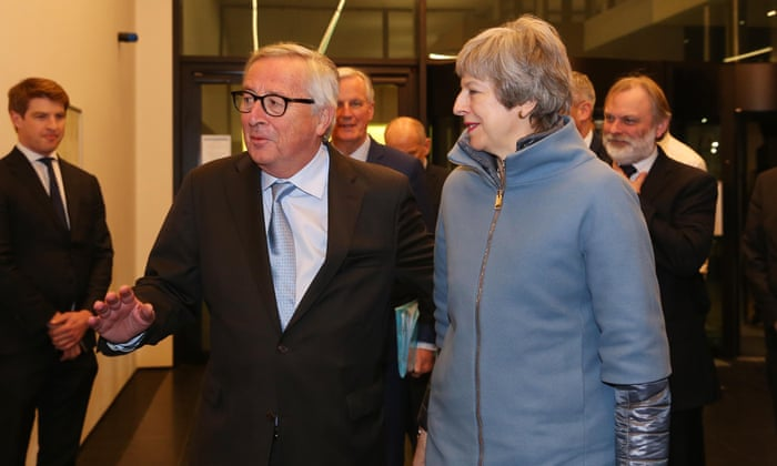 3ccfa5955f48 Juncker  There will be no third chance to pass Brexit deal – as it happened