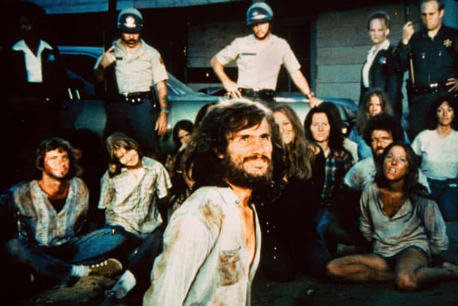 'People asked me if I ended up in psychiatry' … Steve Railsback starred in 1976's Helter Skelter.