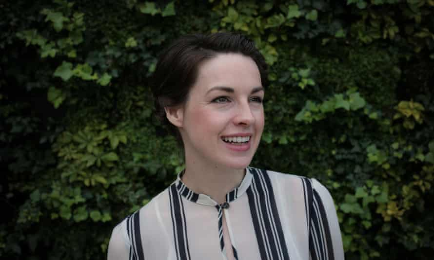 Jessica Raine, photographed at Rosewood London.