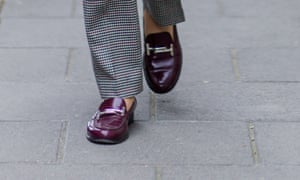 The much-required Gucci loafers.