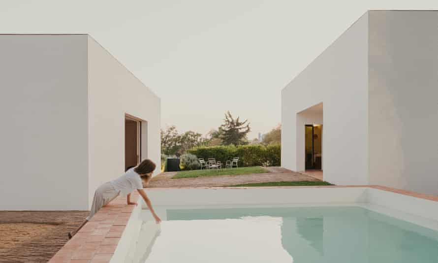Pool at Casa Modesta Eco Hotel