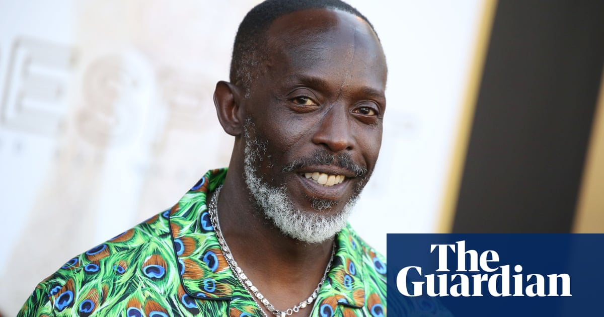 Michael K Williams, star of The Wire, dies aged 54