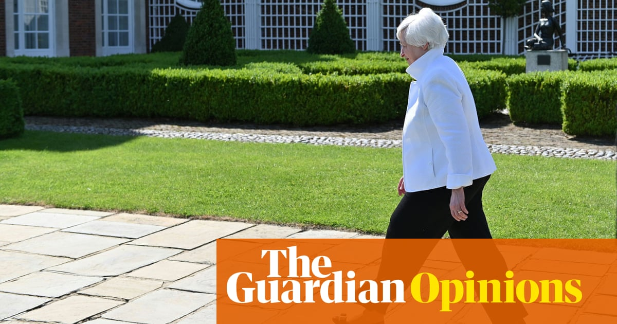 The Guardian view on the G7 global tax deal: genuine progress