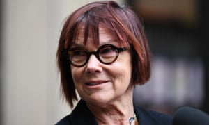 The historian Jenny Hocking, who launched a legal battle to force the National Archives to release the correspondence