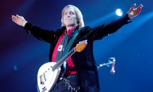 US musician Tom Petty
