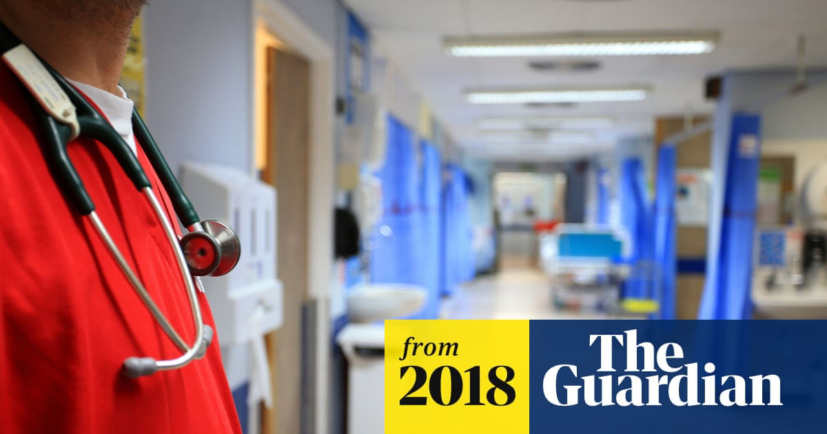 NHS in England facing deepening staffing crisis, figures