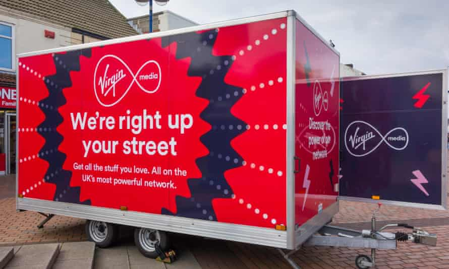 Promises promises! Virgin Media failed to install the cables needed to connect a broadband service.